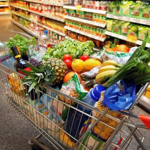 Магазины продуктов Буреи