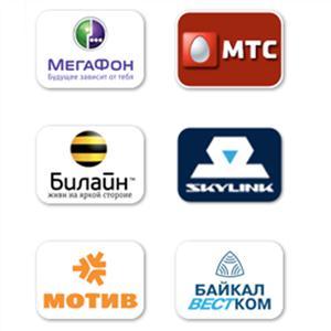 Операторы сотовой связи Буреи