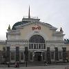 Железнодорожные вокзалы в Бурее